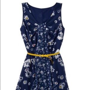 Jason Wu for Target Blue Floral Dress XS